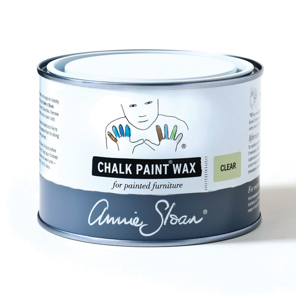Picture of Clear wax - large