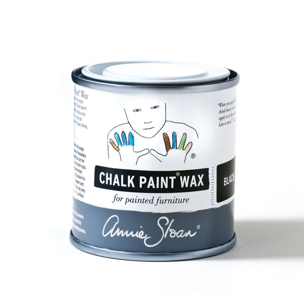 Picture of Black wax - small