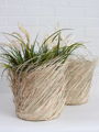 Picture of Large fringe basket | Bohemia Design