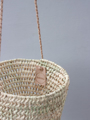 Picture of Large open weave dome hanging basket