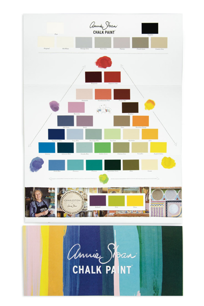 Picture of The Chalk Paint® Colour Chart