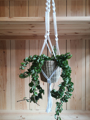 Picture of Macrame Hanger - Long White