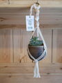 Picture of Macrame Hanger - Mini Natural