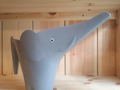Picture of Large elephant watering can