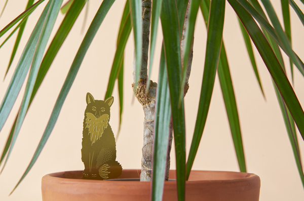 Picture of Plant Animals - fox