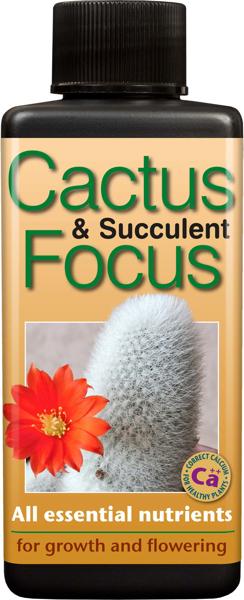 Picture of Cactus & Succulent Focus feed 100ml