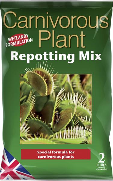 Picture of Carnivorous plant compost 2L