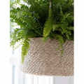 Picture of Jute tapered hanging pot | Garden Trading