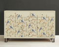 Picture of Chinoiserie Birds Stencils