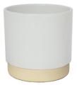 Picture of Eno pot white | Ivyline