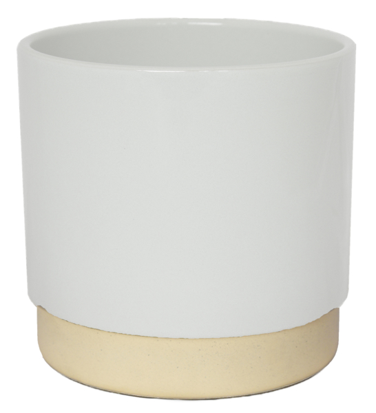 Picture of Eno pot white - small