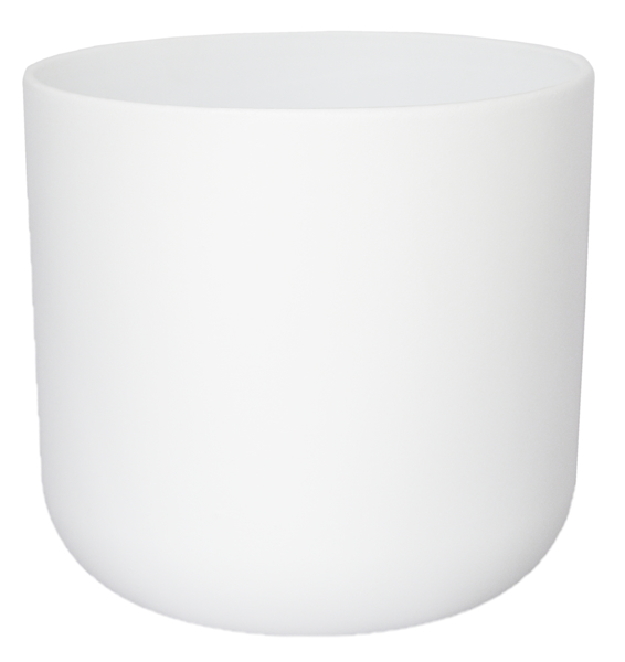 Picture of Lisbon pot white 13.5cm