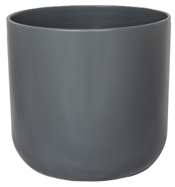 Picture of Lisbon pot charcoal 24cm