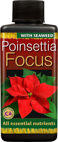 Picture of Poinsettia Focus feed 100ml