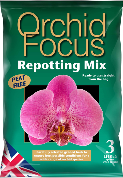 Picture of Orchid Focus potting mix 3L