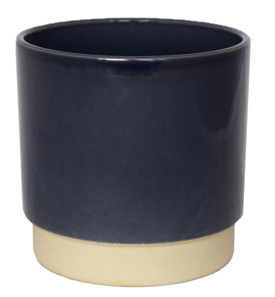 Picture of Eno pot blue - large
